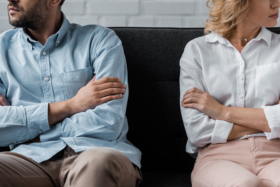 Divorce Law Basics